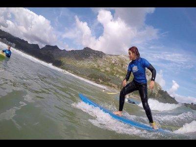 6h Surfing Class in Castro Urdiales, Weekend