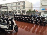 nuestro arsenal de motos
