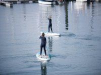 希洪的桨板冲浪