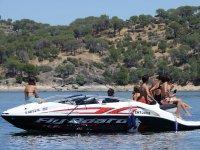 1h Motorboat Trip & Activities, San Juan Reservoir