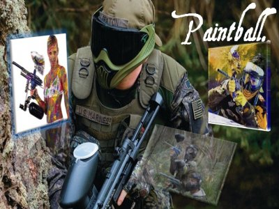 Despedidas Albacete Paintball