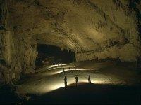 Huge caves