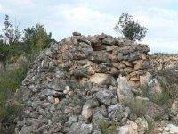 monticulo de piedras