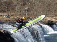 salto de cascadas