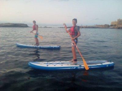 Ruta Guiada de Paddle Surf en Cabanes 1h 40 min