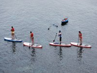 Clase de paddle surf en Cabanes 1h 40min