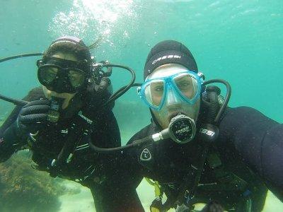 3h Diving Baptism in Punta de Europa, Tarifa
