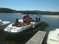 Paseo Lancha, Banana Boat, Esquí acuático y Wake