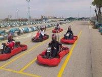 equipo karting
