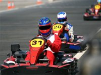 karting chinchilla