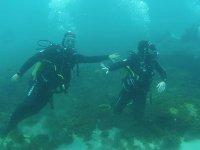 潜水洗礼与报告