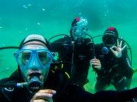 grupo de submarinistas