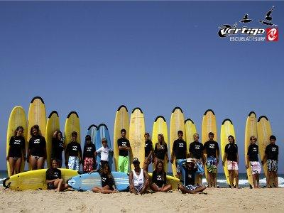 Vertigo Escuela de Surf