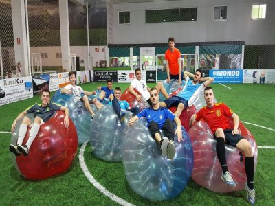 Zorbing For Groups La Almunia de Doña Gobina 1h