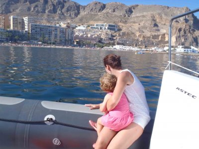 Trip in Semi-Rigid Boat in Aguadulce, Children