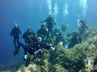 人们发现水下世界