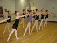 Varias disciplinas de baile