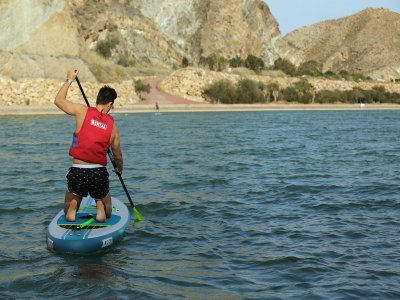 10-Hour SUP Rental Voucher, Almanzora Caves