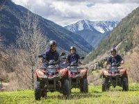 Ruta en quad biplaza por Andorra