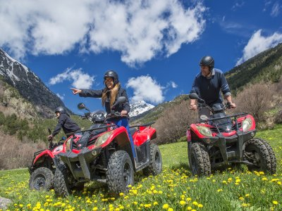 Single-Seater Quad Tour with meal 3 hours