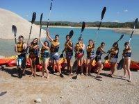 Disfruta de los kayaks en Teruel