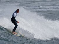 Al romper la ola