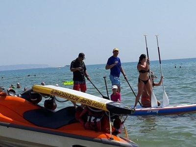 巨型桨冲浪板租赁 Guardamar 1h