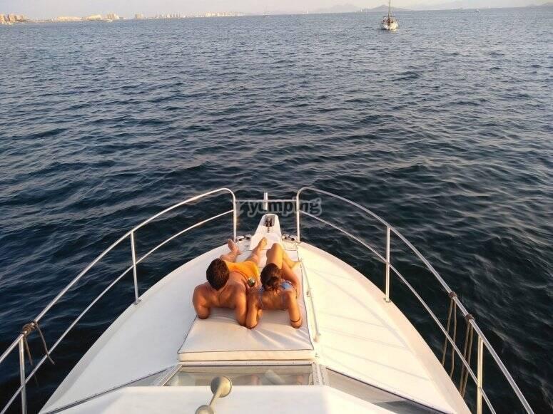浪漫乘船游览穆尔西亚