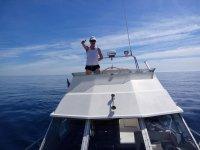 Paseo en barco desde el Puerto Tomás Maestre 8 h