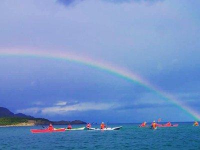 Ruta en kayak San Pedro Pescador 4 horas