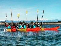 Ruta familiar en kayak San Pedro Pescador 2h