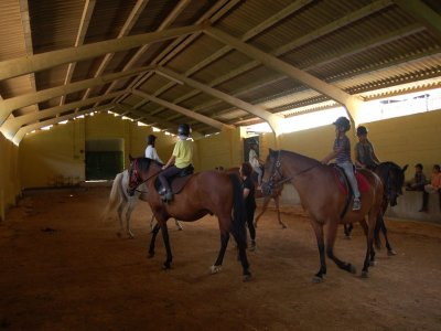 Stay-In Horse Riding Camp in Morgovejo, 6-Days
