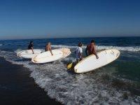 cursos paddle surf  marbella estepona