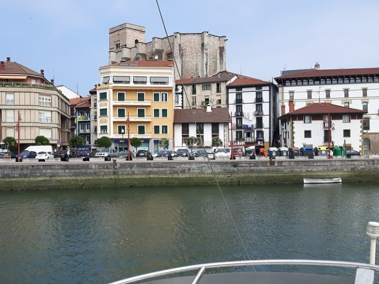 Edificios cercanos al puerto