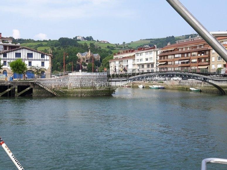 Paseo por puertos vascos