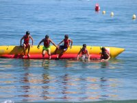 Banana acuática en Fuengirola 10 minutos