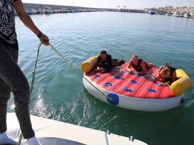 Aqualaugh en Fuengirola para 2 personas 10 min