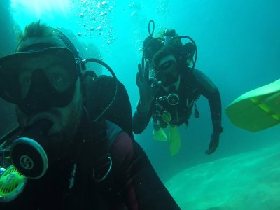Open Water SSI en Tossa de Mar