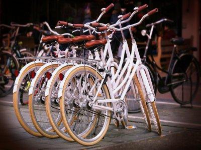 Alquilar una bicicleta Playa Cristall 8 horas