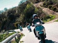 Conociendo Málaga en moto