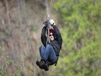 Rápel, escalada, tirolina y senderismo en Cazorla