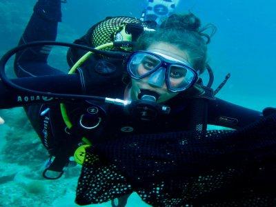 Discover Scuba Diver PADI en Mallorca 2 horas