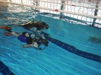 Curso de buce en aguas confinadas