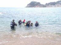 inmersion en aguas abiertas grupo de cuba