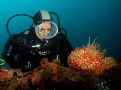 Estartit的PADI高级潜水课程,为期3天