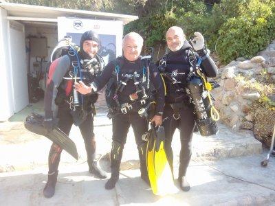 Stress and Rescue Diver en Tossa de mar