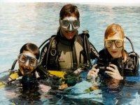 在Cala Millor Mallorca潜水3小时