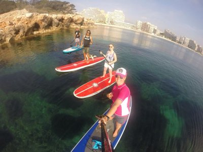 2-Hour Paddle Surf Guided Tour in Calpe