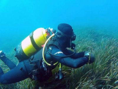 Open Water Diver PADI 5-day course Cabo de Gata