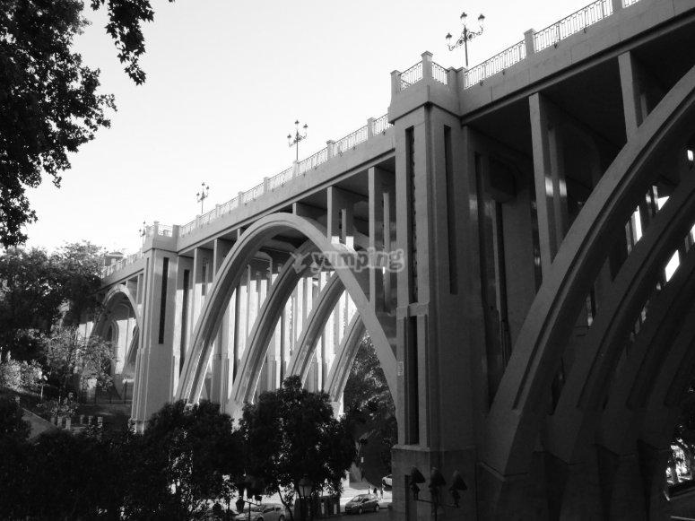 塞戈维亚高架桥